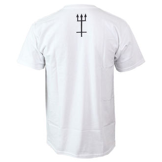 Herren T-Shirt   CVLT NATION - Antichrist - White, CVLT NATION