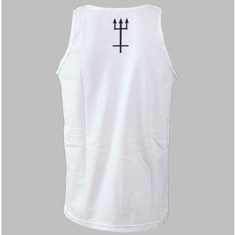 Herren Tanktop CVLT NATION - Mourning Prayer - White, CVLT NATION