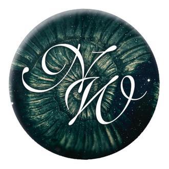 Button Nightwish - NW Logo - NUCLEAR BLAST, NUCLEAR BLAST, Nightwish