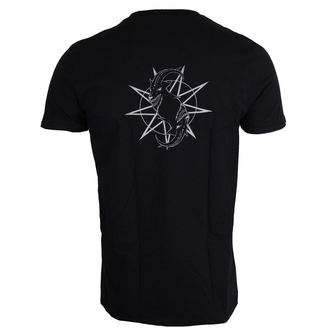 Herren T-Shirt Slipknot - Goat Star Logo - ROCK OFF, ROCK OFF, Slipknot