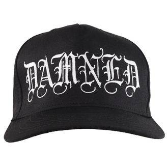 Cap CVLT NATION - Damned - Black/WHT, CVLT NATION