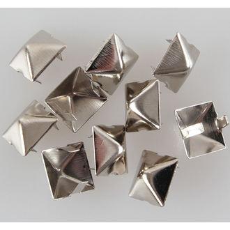 Metalll Nieten Pyramiden - 10 Stk. - CW-044