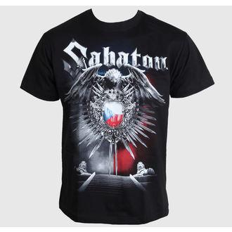 Herren T-Shirt   Sabaton - Czech Republic - CARTON, CARTON, Sabaton
