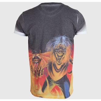 Herren T-Shirt   Iron Maiden - NOTB - ROCK OFF, ROCK OFF, Iron Maiden