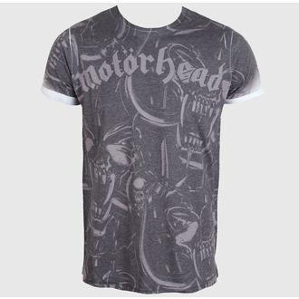 Herren T-Shirt   Motörhead - Warpig Repeat - ROCK OFF, ROCK OFF, Motörhead