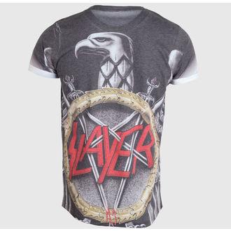 Herren T-Shirt   Slayer - Silver Eagle - ROCK OFF, ROCK OFF, Slayer