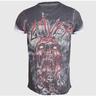 Herren T-Shirt   Slayer - War Painted Blood - ROCK OFF, ROCK OFF, Slayer