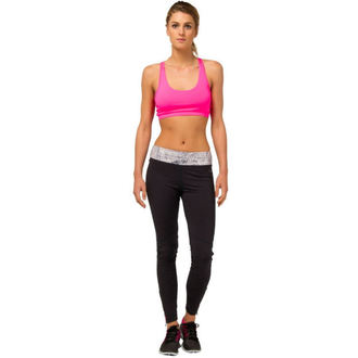 Damen Hose  (Leggings) PROTEST - Runton Sport - Smoke, PROTEST
