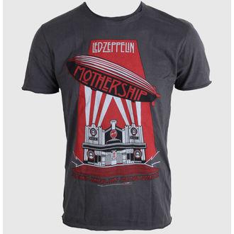 Herren T-Shirt   AMPLIFIED - Led Zeppelin - Mothership - Charcoal - ZAV210LZM