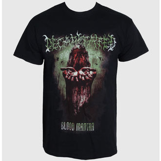 Herren Metal T-Shirt Decapitated - - RAZAMATAZ, RAZAMATAZ, Decapitated