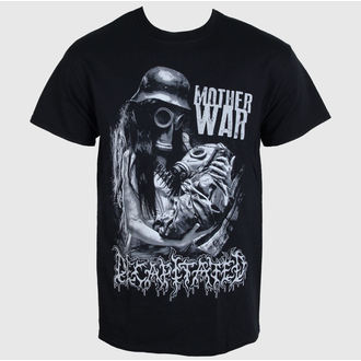 Herren T-Shirt   Decapitated - Mother War - BLK - RAZAMATAZ, RAZAMATAZ, Decapitated