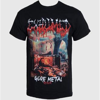 Herren T-Shirt   Exhumed - Gore Metall Redux - BLK - RAZAMATAZ, RAZAMATAZ, Exhumed
