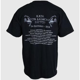 Herren T-Shirt   Rotting Christ - Diavolus - BLK - RAZAMATAZ, RAZAMATAZ, Rotting Christ