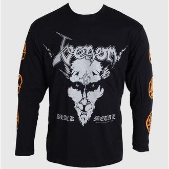 Herren Langarmshirt Venom - Black Metall - RAZAMATAZ, RAZAMATAZ, Venom