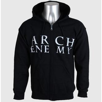 Herren Zip Hoodie Arch Enemy - Logo&Symbol - BLK - RAZAMATAZ, RAZAMATAZ, Arch Enemy