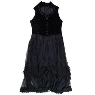 Damen Kleid  Zoelibat - Black