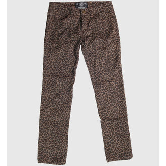 Damen Hose  COLLECTIF - Leopard