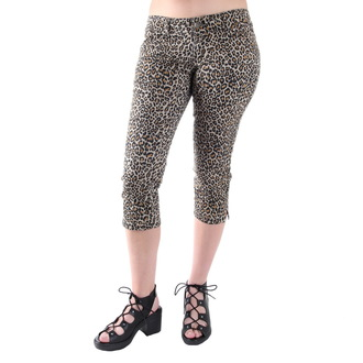 Hose 3/4 Damen 3RDAND56th - Leopard, 3RDAND56th
