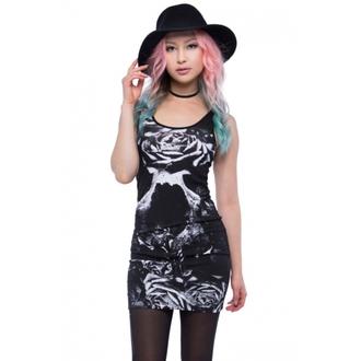 Damen Kleid  IRON FIST - Garden Secrets - Black
