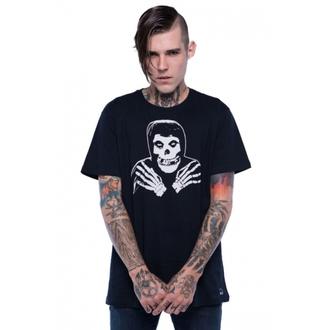 Herren T-Shirt   IRON FIST - Misfits - Black, IRON FIST, Misfits