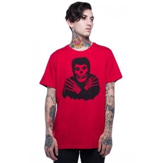 Herren T-Shirt   IRON FIST - Misfits - Red, IRON FIST, Misfits