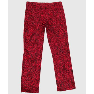Hose Damen  COLLECTIF - Red