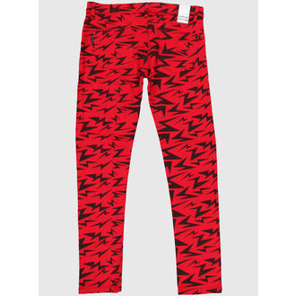 Hose Damen  CRIMINAL DAMAGE - Red