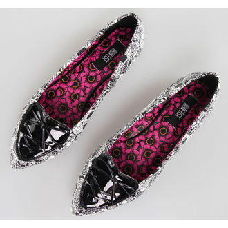 Damen Ballerinas  IRON FIST - Sugar Coma - Black, IRON FIST