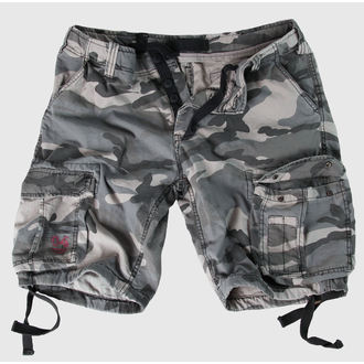 Shorts Men SURPLUS - Airborne Vintage - Nightcamo