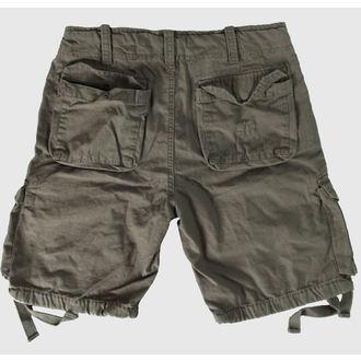Shorts Men SURPLUS - Airborne Vintage - Oliv Gewas - 07-3598-61