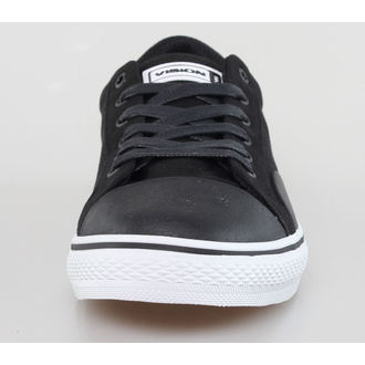 Herren Schuhe VISION - Canvas LO - Black/White, VISION