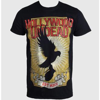 Herren T-Shirt   Hollywood Undead - Golden Dove - PLASTIC HEAD, PLASTIC HEAD, Hollywood Undead