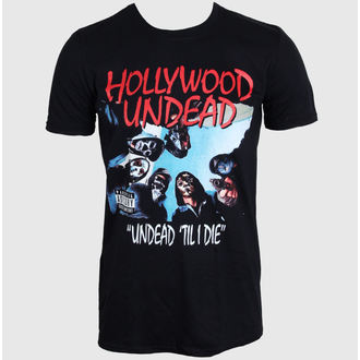 Herren T-Shirt   Hollywood Unde - Til I Die - BLK - PLASTIC HEAD, PLASTIC HEAD, Hollywood Undead