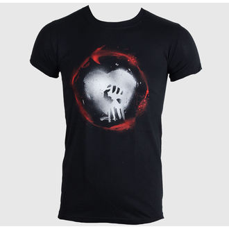 Herren T-Shirt   Rise Against - Caution - PLASTIC HEAD, PLASTIC HEAD, Rise Against