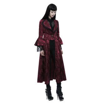Damen Mantel PUNK RAVE - Ruby Gothic, PUNK RAVE