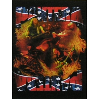 Fahne Pantera - Band South, HEART ROCK, Pantera