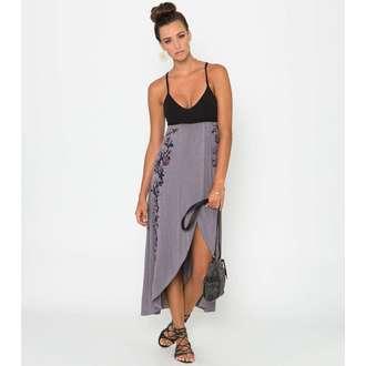 Damen Kleid  METAL MULISHA - Ocean