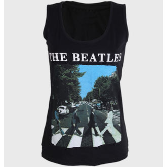 Damen Tanktop Beatles - Abbey Road - ROCK OFF, ROCK OFF, Beatles