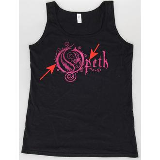 Damen Top  Opeth - Orchid Logo - PLASTIC HEAD- BESCHÄDIGT, PLASTIC HEAD, Opeth