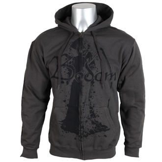 Herren Hoodie Children Of Bodom - Bodom - Grey - NUCLEAR BLAST, NUCLEAR BLAST, Children of Bodom