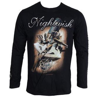 Herren Longsleeve Nightwish - Sextant - BLK - NUCLEAR BLAST, NUCLEAR BLAST, Nightwish