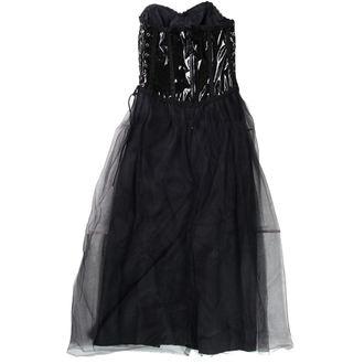 Damen Kleid  ADERLASS - Black, ADERLASS