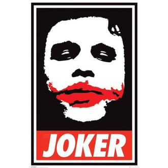 Poster Batman - The Dark Night - Obey The Joker - PYRAMID POSTERS - PP33518
