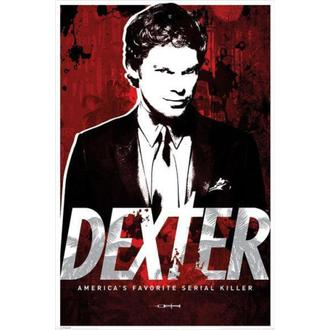 Poster Dexter - PYRAMID POSTERS, PYRAMID POSTERS