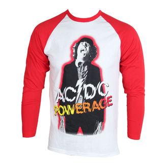 Herren Longsleeve AC/DC - Powerage - PLASTIC HEAD, PLASTIC HEAD, AC-DC
