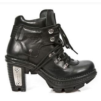 Schuhe NEW ROCK - Itali Negro - Nomada - Goma, NEW ROCK