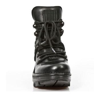 Schuhe NEW ROCK - Itali Negro - Nomada - Goma