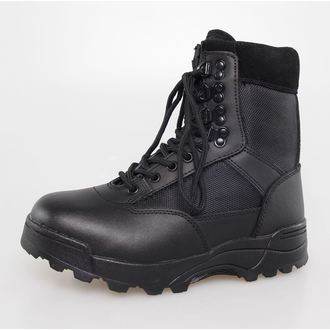 Schuhe Winter BRANDIT - Zipper Tactical - Black, BRANDIT