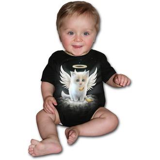 Baby Body SPIRAL- Kitty Angel - Black, SPIRAL