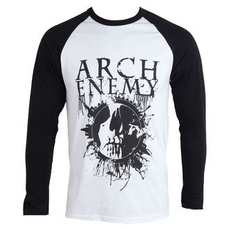 Herren Langarmshirt  Arch Enemy - Skull Baseball - RAZAMATAZ, RAZAMATAZ, Arch Enemy